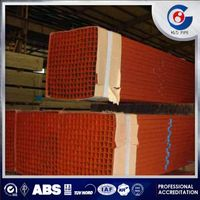 Manufacture High Quality Q345B Square Rectangular Pipe