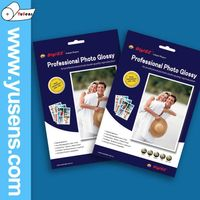Factory Sell Directly 180gsm~260gsm Premium RC Inkjet Photo Paper thumbnail image