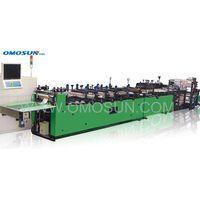 OMOSUN Packaging Forming Machine, full automatic plastic bag making machine