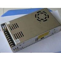 24V 12.5A Industry Power Supply with Fan Running 3 Years Warranty