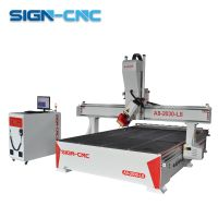 SIGN-2030 4 Axis ATC Wood CNC Router Furniture Making thumbnail image