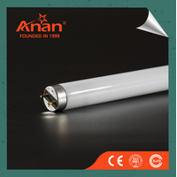 T8-T12 Triphosphor Powder Fluorescent Tube