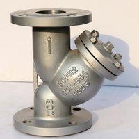KS 10K WCB Cast Steel Y StrainerChina Top Valves Supplier