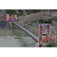 102m Suspension Bailey Bridge
