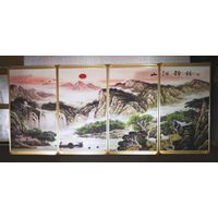 Wall Mounted Picture Carbon Crystal Infrared Heater thumbnail image