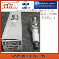 Iridium Spark Plugs for Nissan Spark Plug 22401-5m016 Pfr6g11 High Power Working