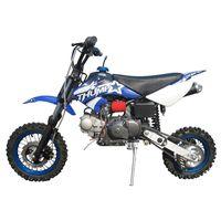 06 supa thumpstar dirt bike-(colour-blue) thumbnail image