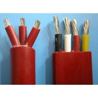 Heat Resisting Silicon Rubber Sleeve Power Cable