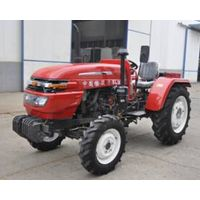Good Quality Wheel Tractor 30 hp (4WD)