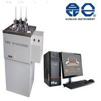 Programmable computerized HDT vicat test equipment