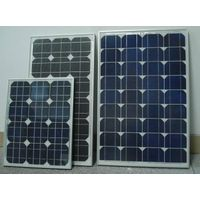 SELL 40W Mono Solar Panel with 18V Working Voltage for solar panel system ,CE Certificate,forCaravan thumbnail image