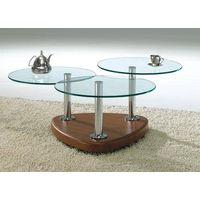 glass coffee table thumbnail image