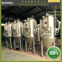 CE ISO Certified Commercial Beer Brewhouse/Good Quality Commercial Beer Brewhouse