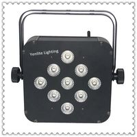 910W led battery wireless par light-2145A-9 thumbnail image