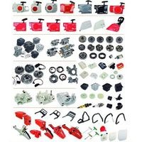 spare parts of chainsaw