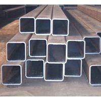 erw welded hot rolled black carbon rectangular hollow section square steel pipe making thumbnail image