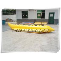 Good quality cheap price inflatable banana boat for sale thumbnail image