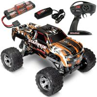 Traxxas Stampede 4X4 XL-5 RTR RC Truck w/Quick Charger TRA67054-1 thumbnail image