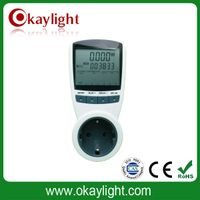 New electricity gauge for home appliance with electronic digital meter thumbnail image