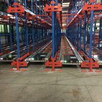 Warehouse Storage System Heavy Duty Fifo Shuttle Racking