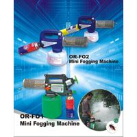 Thermal fog machine for pest control and mosquito killing thumbnail image