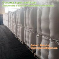 sodium salt of sulfonate naphthalene formaldehyde SNF