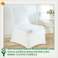 Yishen-Household chair cover for wedding cheap price slipcover sofa cover hot on Amazon ebay thumbnail image