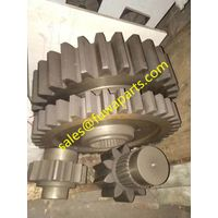 QUY150A Gear