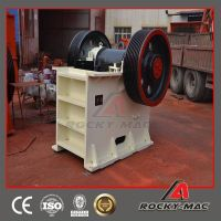 Rocky-mac 150t/h Jaw Crusher