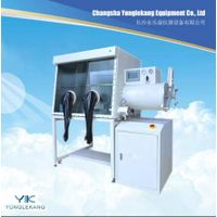 Laboratory automatic air purification system glove box