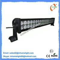 Flush Mount IP67 Waterproof LED Work Lamps 10-30V 120W Spot Led Light Bar