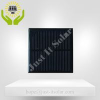 3V 200mA 0.6W Small Epoxy Solar Cell
