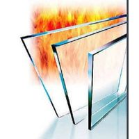 fire rated glass fire proof fire resistant glass
