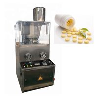 ZP17D Automatic Rotary Tablet Press for Medical/Chemical/Pharmaceutical industry thumbnail image