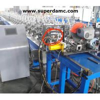 Large cabinet frame 9 bend profiles roll forming machine thumbnail image