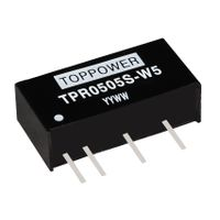 switching power supply 1W DC/DC Converters TPR1212S-1W
