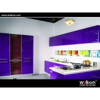 2015 Welbom Fully Customized Traditional Painted Kitchen Cabinet Design