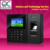 Intelligent and efficient OC075 fingerprint time attendance recording
