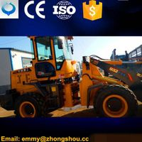 Building site wheel loader ZL-932 China mainland wearproof