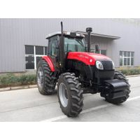SJH140HP 4WD china new farm tractor with new technology