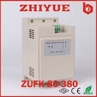 three phase ZUFK 60a 380v 20kvar Intelligent Combination compensating Switch
