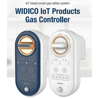 Smart gas safety controller