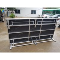 Portable Mobile Stage Platform in Truss Display Aluminum Stage Outdoor Used for thumbnail image