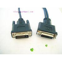 DVI Cable DVI-D Dual Link Male to Female (KCDV-008) thumbnail image