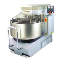 Industrial Dough Mixer 250 kg dough