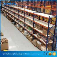 Hot sale steel medium duty warehouse storage racking shelving