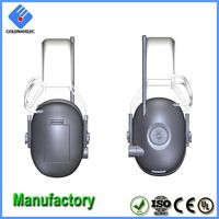 Stereo LED wireless bluetooth headphone