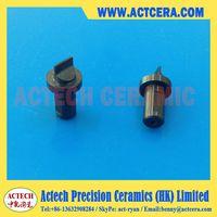 LED ceramic nozzle tip