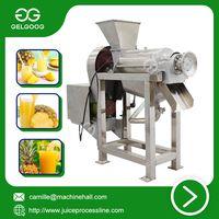 Pineapple juice extractor machine juice making machine factory price thumbnail image