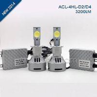 4HL 3200LM D2 LED Light Bulb DC12-24V with CE,RoHS